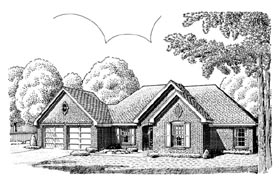 Plan Number 95574 - 1846 Square Feet