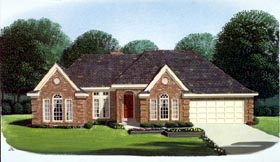 Plan Number 95575 - 1849 Square Feet