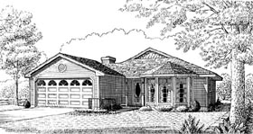 House Plan 95597