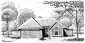 Plan Number 95606 - 1468 Square Feet