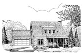 Plan Number 95607 - 1527 Square Feet