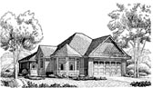 Plan Number 95609 - 1505 Square Feet