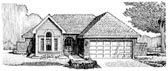 Plan Number 95610 - 1507 Square Feet