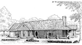 House Plan 95616