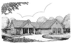 House Plan 95619