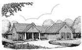 Plan Number 95619 - 1672 Square Feet