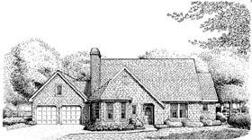 Craftsman House Plan 95622 Elevation