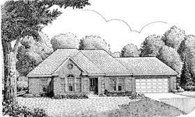 Plan Number 95629 - 1800 Square Feet