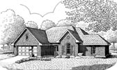 Plan Number 95638 - 1957 Square Feet