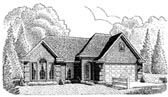 Plan Number 95645 - 1997 Square Feet