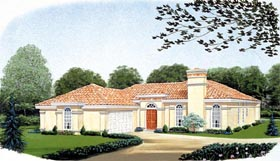 House Plan 95652