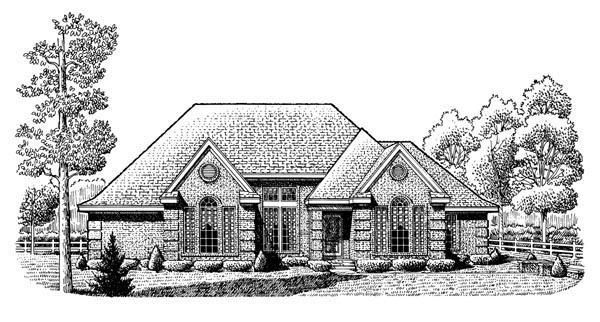 House Plan 95667