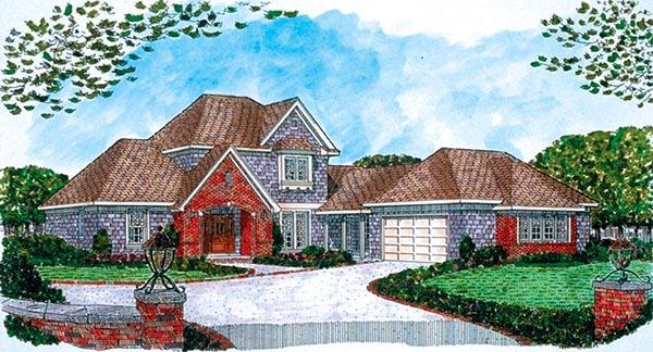 House Plan 95668