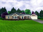 Plan Number 95701 - 1745 Square Feet