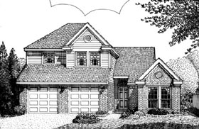 Plan Number 95702 - 1866 Square Feet