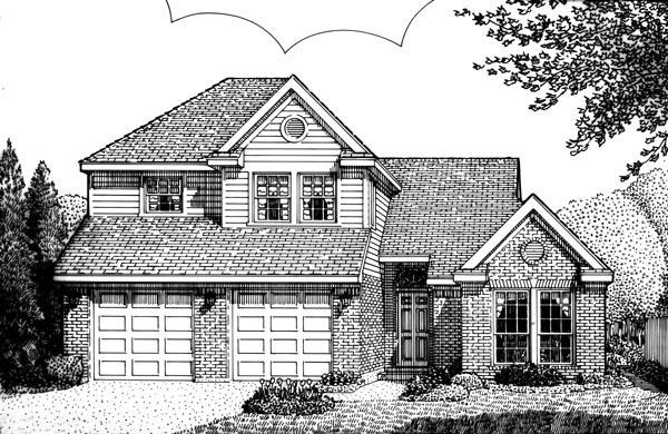 House Plan 95702