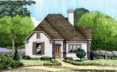 House Plan 95721