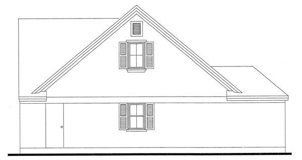 European House Plan 95730
