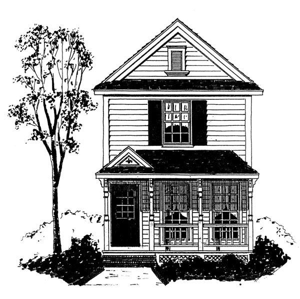 House Plan 95732