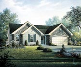 Plan Number 95800 - 1519 Square Feet