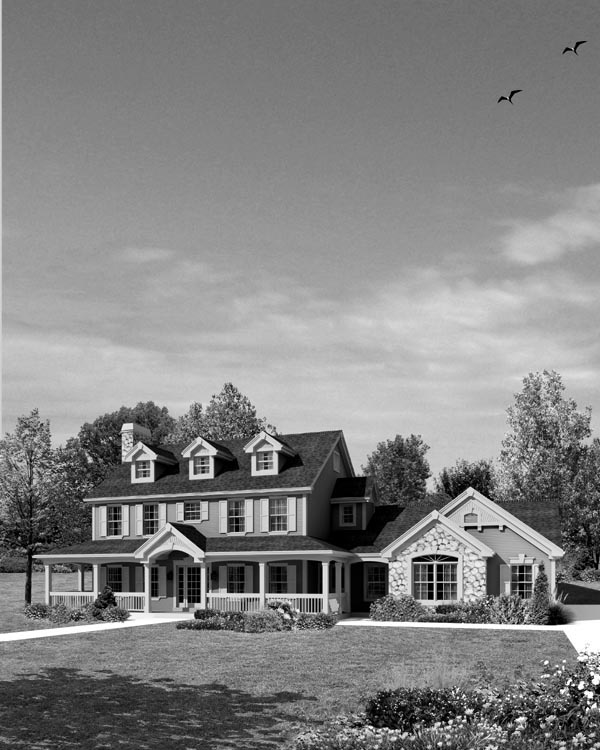 House Plan 95822 at FamilyHomePlans.com