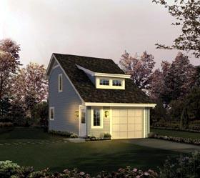 Garage Plan 95833
