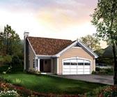 House Plan 95838