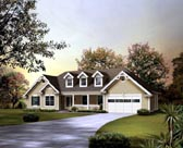 Plan Number 95850 - 1568 Square Feet