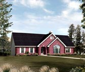 Plan Number 95851 - 2394 Square Feet