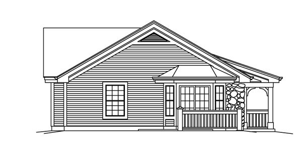 Country, Ranch Multi-Family Plan 95862 with 6 Beds, 2 Baths Picture 1