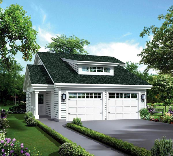 Country Traditional House Plan 95879 Elevation