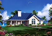 Plan Number 95882 - 1605 Square Feet