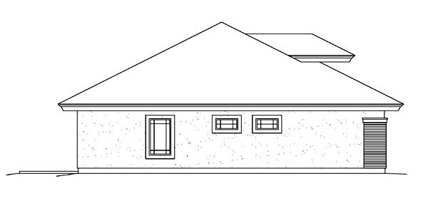 Ranch Multi-Family Plan 95884 with 4 Beds, 4 Baths Picture 1