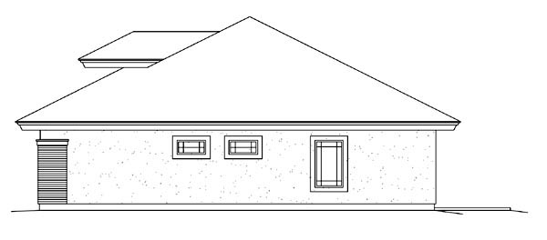 Ranch Multi-Family Plan 95884 with 4 Beds, 4 Baths Picture 2