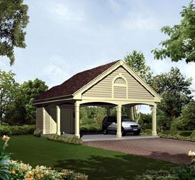 Garage Plan 95914