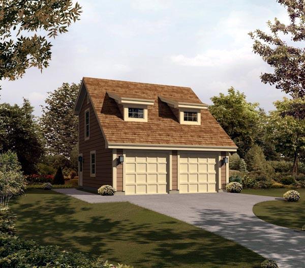 Garage Plan 95926