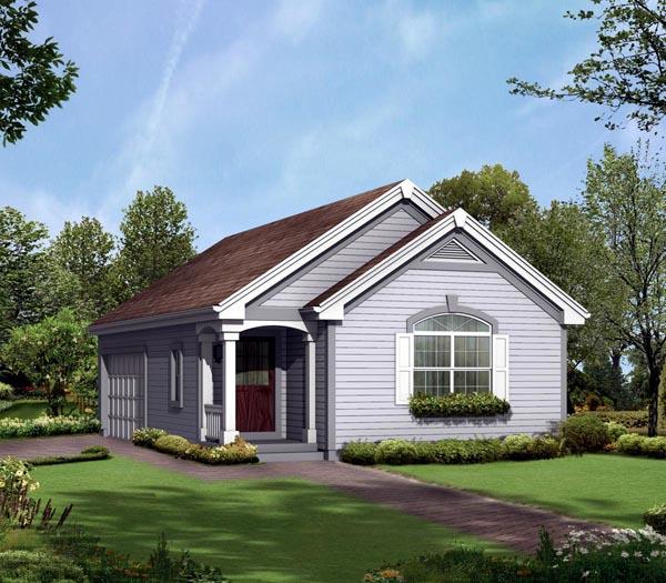 Garage Plan 95933