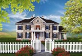 Plan Number 96113 - 3622 Square Feet