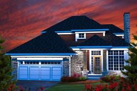 Traditional House Plan 96124 Elevation