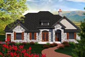 Plan Number 96140 - 2854 Square Feet