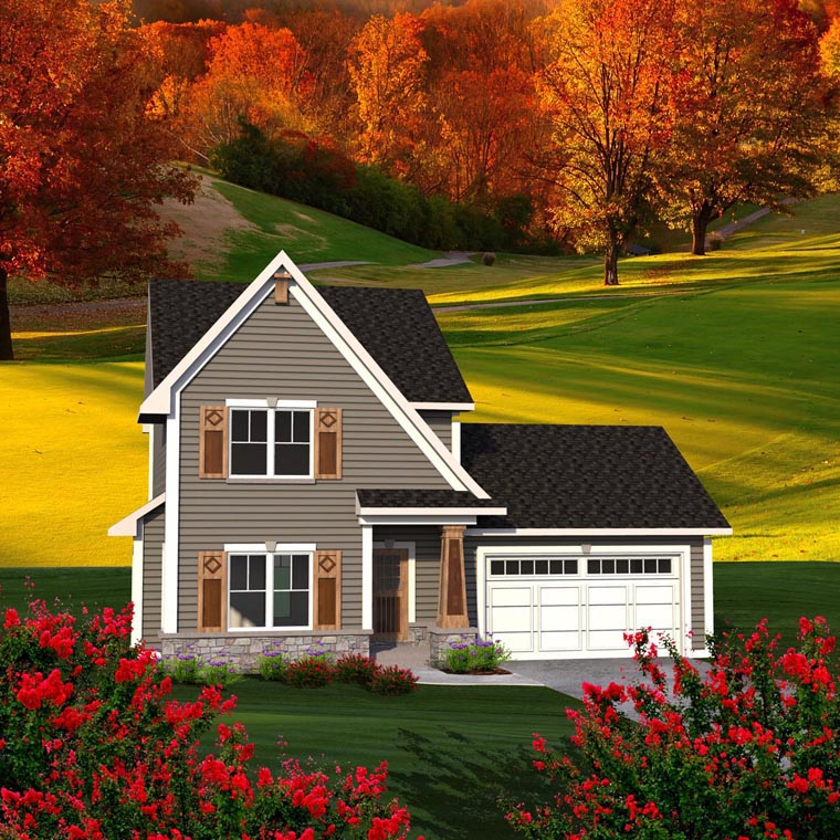 House Plan 96148