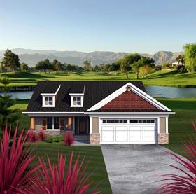 House Plan 96151