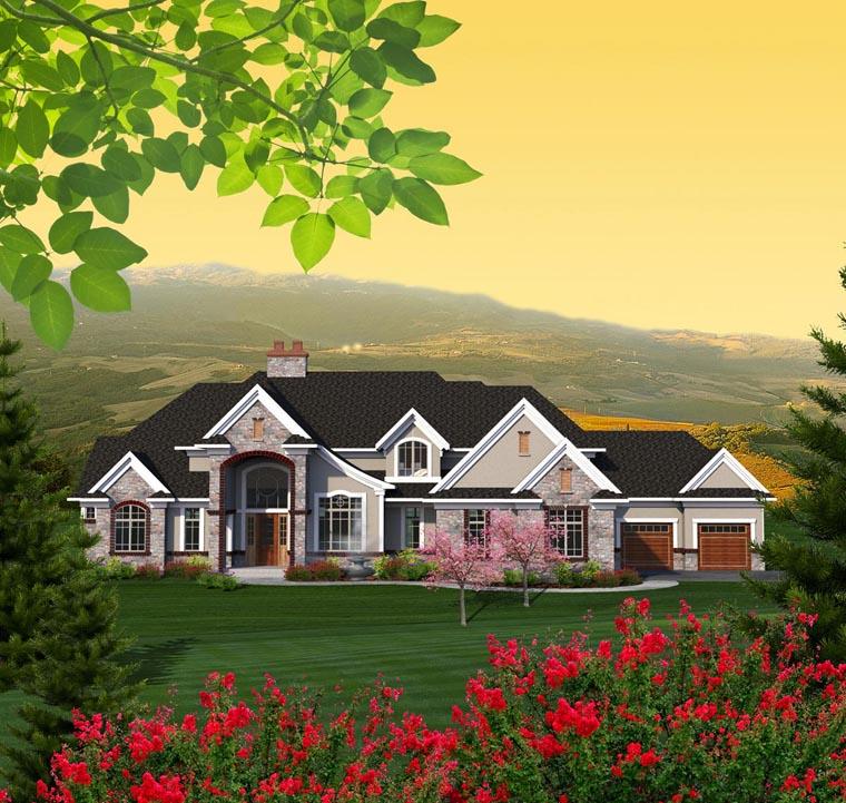 House Plan 96167