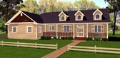 Plan Number 96209 - 1907 Square Feet
