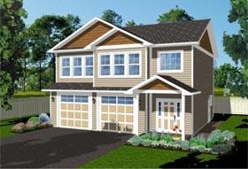 Garage Plan 96214