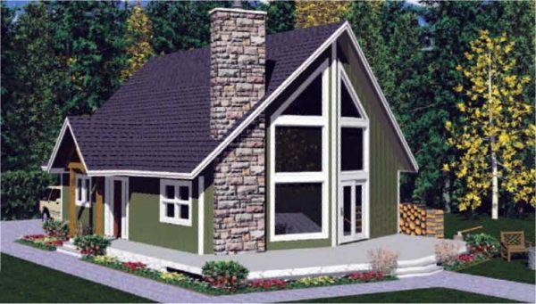 House Plan 96224