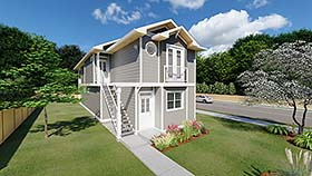 Multi-Family Plan 96230