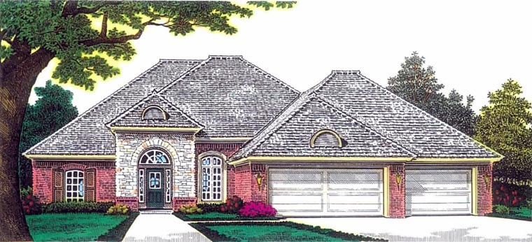 House Plan 96300