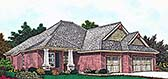 Plan Number 96331 - 2115 Square Feet