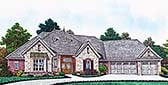 Plan Number 96340 - 2813 Square Feet